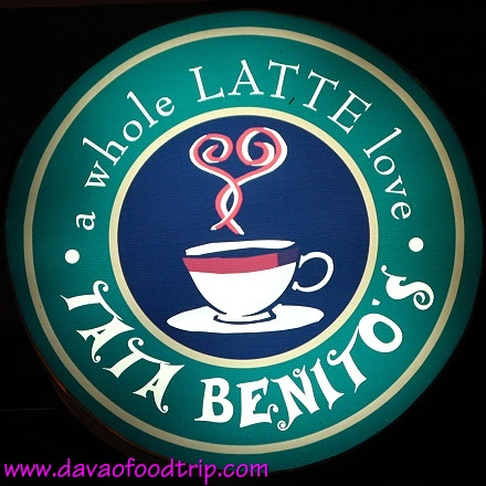 Tata Benito's a whole LATTE love Coffee Shop