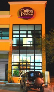 Coffee For Peace (Davao) facade/front building