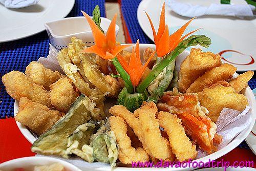 paradise island resort seafood platter