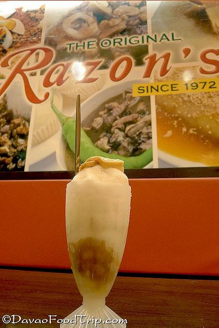 The Original Razon's Halo Halo Gaisano Mall Davao
