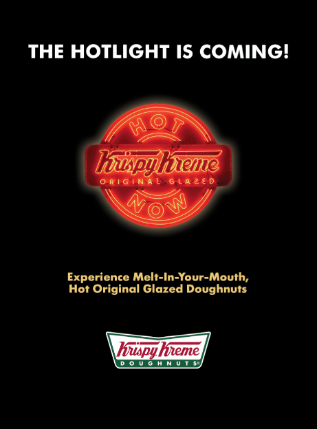 Experience Krispy Kreme Right Here In Davao City as It Says Hello Mindanao