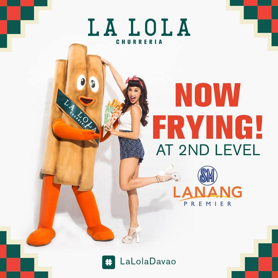 La Lola Churreria image SM Lanang Premier Davao