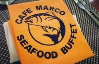 Sumptuous Seafood Buffet at Cafe Marco in Marco Polo Davao