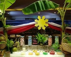 Cafe Marco of Marco Polo Davao celebrates Independence Day 2017
