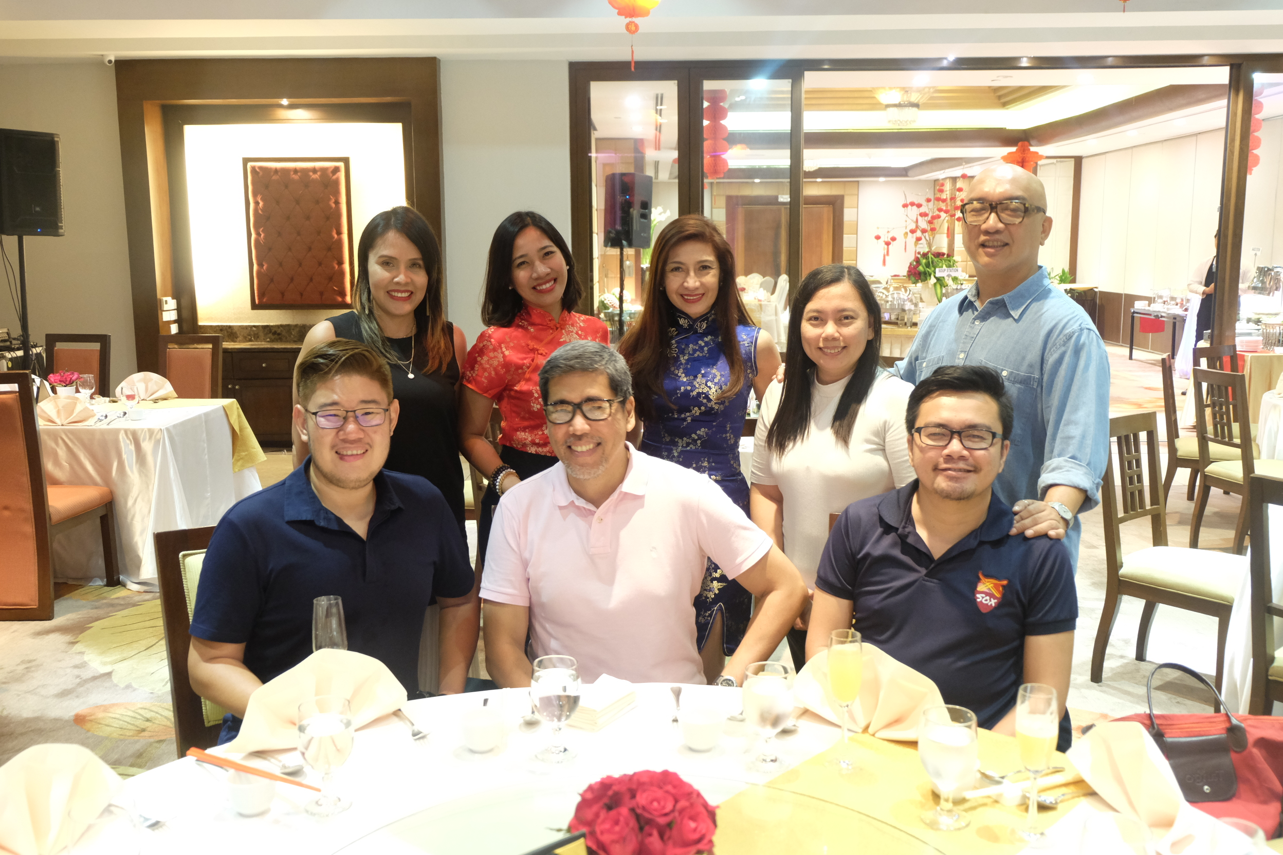 Mid Autumn Festival at Lotus Court of Marco Polo Davao Hotel