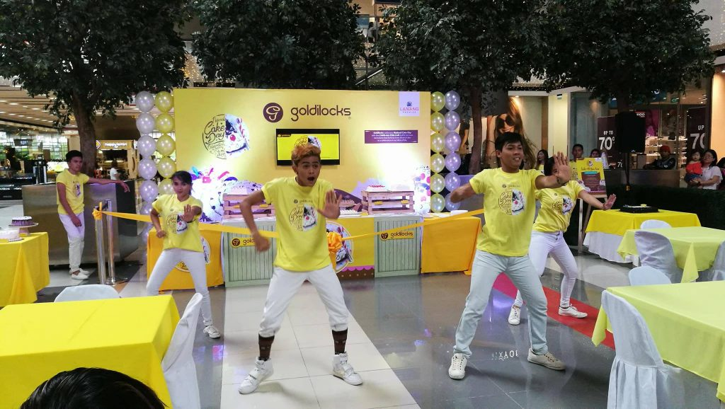 Goldilocks National Cake Day 11262017 SM Lanang Premier