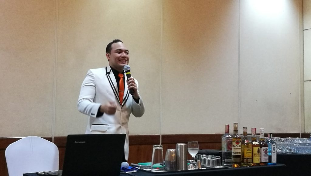 Marco Polo Davao Raise The Bar Mixology Class