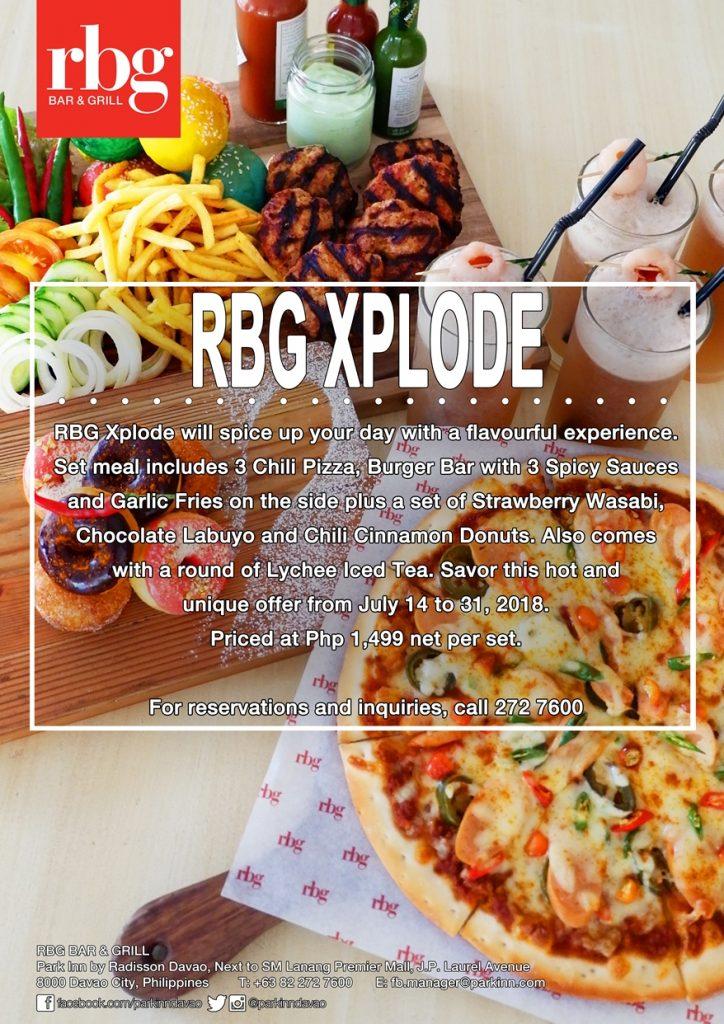 RBG Xplode Park inn by Radisson Davao