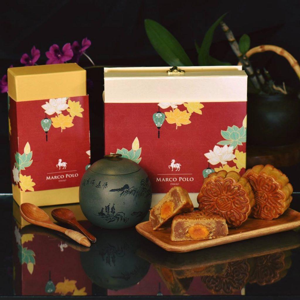 Marco Polo Davao Mid Autumn Mooncake Festival