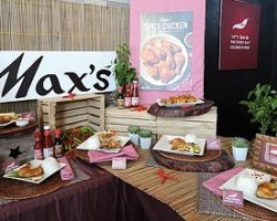 NEW Max's Spicy Chicken